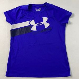 UNDER ARMOUR YOUTH SHORT SLEEVE SHIRT